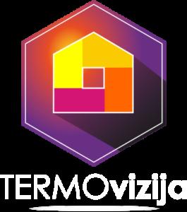 Termovizija logotipas