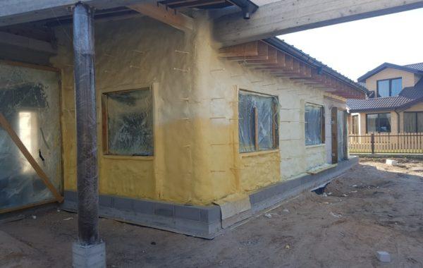 A klasės namų šiltinimas Vilniuje, Kaune, Klaipėdoje, Šiauliuose