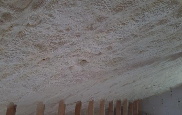 Namų šiltinimas poliuretanu